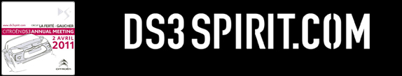 DS3 Spirit spécial Anniversaire